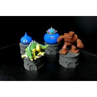 85 - 90 Degree Japanese Anime Figures , Japanese Action Figures For Game Player