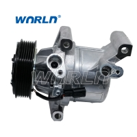Buy cheap 926005154R Air Conditioner Car AC Compressor For RENAULT CLIO DKV-09Z 6PK 100MM product