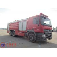 Buy cheap Max Torque 1850N.M Fire Equipment Truck , Euro IV Emission Standard Rescue Fire Truck product