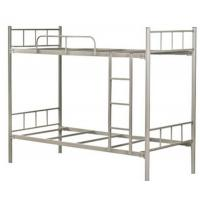 Buy cheap Kids Double Deck Bunk Bed Bedroom Sets , Custom metal full size loft bed product