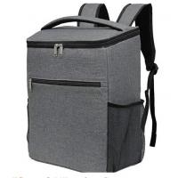 Buy cheap 300D Polyester Cooler Bag , Minimalist Insulated Backpack Lunch Bag product