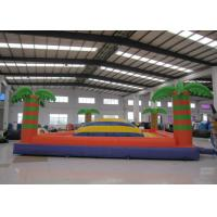 Buy cheap Indoor Playground Inflatable Sports Games Soft Inflatable Climbing Mountain 12 X 8m product
