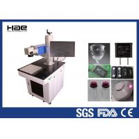 Buy cheap Air Cooling UV Laser Marking Machine 800W For Metal / Non Metal Marking product