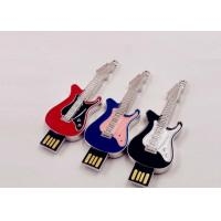 Buy cheap Small Hi - Speed Jewelry Guitar Portable Usb Flash Drive 64gb Customed Logo from wholesalers