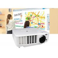 China Ceiling Mount Digital RGB Video LED Projector 3800 Lumens For Business / Home on sale