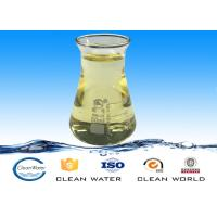 Buy cheap Coloreless / Yellow Liquid Polyamine Polymer For Water Clarification ISO / BV product
