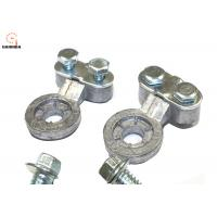 Buy cheap Lead Plated Outdoor Car Accessories  Automotive Battery Terminals With Zinc Side product