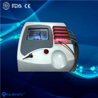 Buy cheap Portable Non Invasive Lipo Laser Diode Body Slimming Machine / Device For Home product