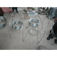Buy cheap welded razor wire product