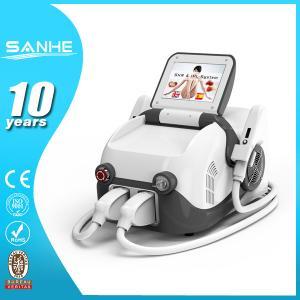 Buy cheap Sanhe Beauty Spa IPL SHR /Portable SHR IPL laser hair removal machine prices product