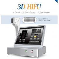 "Buy cheap Ultrasound 3D Hifu Machine 15 "" Screen One Shot 11 Lines With Aluminum Material product"