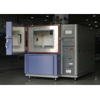 Buy cheap 215L Low Pressure Temperature Altitude Climate Test Chamber For National Defense product