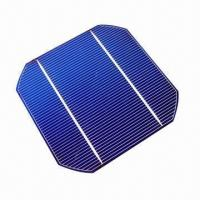 Buy cheap Solar Cell with High Efficiency of 16%, Measures 125 x 125mm product