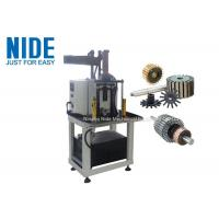 Buy cheap 1KW End Cover Shaft Commutator Armature Pressing Machine product
