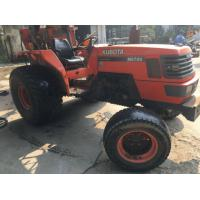 Buy cheap Second Hand 2008 Japan Made Kubota M5700 Tractor Stock In Shanghai from wholesalers