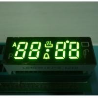 Buy cheap Black Face Numeric LED Display , 7 Segment 4 Digit Display With 120C Operating Temperature product