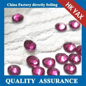 Buy cheap Factory round Non hotfix stone, high quality non hotfix stone, non hotfix stones product
