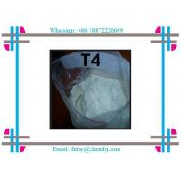 Buy cheap Levothyroxine Sodium Weight Loss Powder T4 25416-65-3 For Bodybuilders product