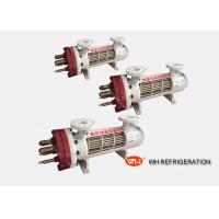 Buy cheap Shell And Tube Heat Exchanger For Plant Shell & Tube Type Heat Exchanger For Cooling Systems product