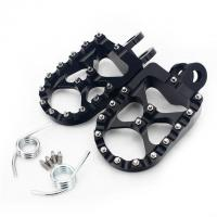 Buy cheap CNC Aluminum Motorcycle Parts And Accessories SUZUKI Footpeg For Dirt Bike from wholesalers
