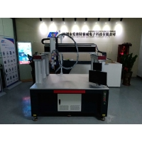 Buy cheap Auto Prismatic Battery Pack Laser Solder Machine 2000W 1000*800mm Working Table product