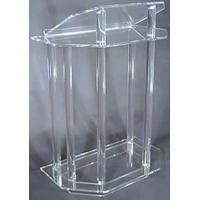 Buy cheap Large Acrylic Lectern Lucite product