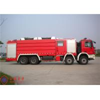 Quality Max Power 440KW Fire Fighting Truck Fixed All Equipments With Rust Proof Special Clamp for sale