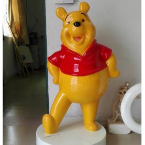 Buy cheap el oso de tamaño natural de Vinnie o la otra estatua de la fibra de vidrio del carácter de Disney para el modelo de exposición de la exposición product