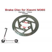Buy cheap 110mm Brake Disc Rotor Electric Scooter Accessories Steel Material For XiaoMI Mijia M365 product
