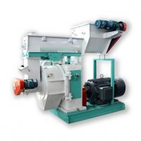 Buy cheap Flat Ring Die Pellet Machine 5-6t/H Rice Husk Bamboo Straw For Biomass Press product