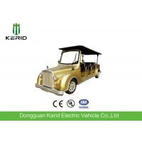 Buy cheap Energy Saving Classic Golf Carts 48V DC Motor 8 Seat Electric Classic Car product