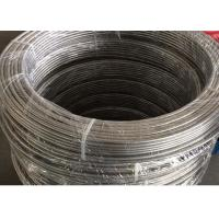 Buy cheap 304 Stainless Steel Condenser Coil With Smooth Surface Durable And Micro product