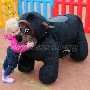 Buy cheap Animales motorizados alameda con pilas de Hansel en venta product