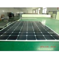 China High Light Transmission Glass Solar Energy Panels 220W All Weather Resistance on sale