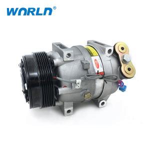 Buy cheap Truck Auto  AC Compressor For De Longhi  6PK 24V Air Conditioner Pumps product