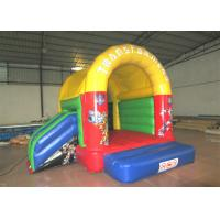 """Buy cheap Commercial inflatable jumping house """"Transformers"""" inflatable bouncer with slide 4-6 children inflatable combo product"""