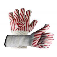 Buy cheap Silicon Finger Protector Food Grade Heat Resistant Gloves Machine Washable product