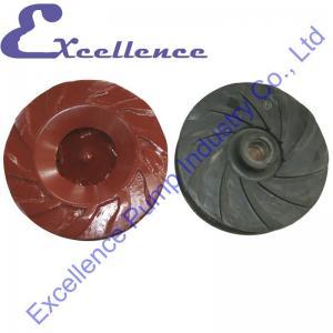Buy cheap Impeledor hidráulico resistente de la bomba de la mezcla de la abrasión profesional product