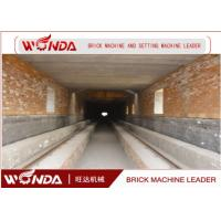 Buy cheap Red Clay Brick Tunnel Kiln , Automation Tunnel Kiln For Brick Firing Process from wholesalers