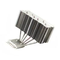 Buy cheap Heat pipe soldering with Zipper fins and base plate from wholesalers