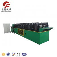 Buy cheap Galvanized sSeel Sheet Roll Forming Machine For Two Different Stud Making With One Cutting Frame from wholesalers
