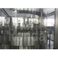 Buy cheap CE 2000 - 20000BPH Automatic Water Bottle Filling Machine Line Equipment For Water Packaging product