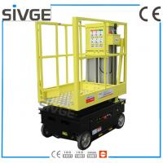 Buy cheap l'individu aérien d'ascenseur de ciseaux de hauteur de travail de 5m conduit/entraîné par un moteur électrique pour le montage travaille product