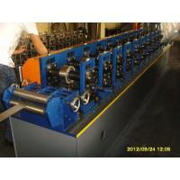 China 7.5kw 30m/Min Light Gauge Steel Framing Machines For Colored Steel on sale