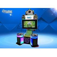 Buy cheap Commercial Football / Soccer Arcade Game Machine Reality Simulator  For Amusement Park product