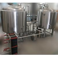 Buy cheap 800L commercial brewing machine for beer pub, hotel, restaurant, bar, barbecue product