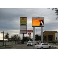 Buy cheap P12 DIP Outdoor LED Screen Sign 1 / 4 Scan For Advertisement Media product