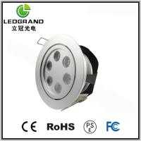 China Energy saving Bridgelux / Cree LED Downlights Dimmable LG-TH-1006A (6W 109mm) wholesale