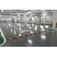 China Industrial Area/Garden District Rubber Road Speed Hump(Trapezia) on sale