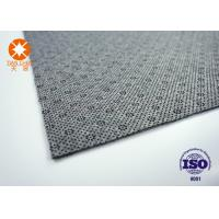 Buy cheap Non Flammable Grey Needle Punched Felt Nonwoven Fabric Carpet Backing OEM product